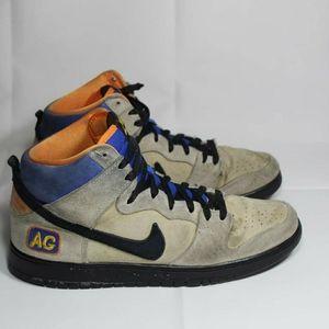 Nike Dunk SB High Acapulco Gold 313171-207